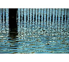 Clontarf reflections Photographic Print