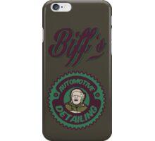 Biff's Auto Detailing iPhone Case/Skin