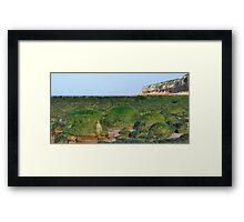 Hunstanton Tidal Zone Framed Print