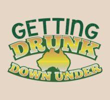 GETTING DRUNK down under! by jazzydevil