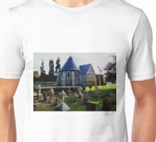 St Barnabas Church and Grave Yard Norfolk Island Unisex T-Shirt