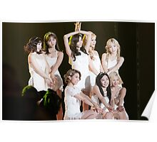 Girls' Generation - Lion Heart Poster