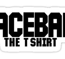 Spaceballs The Shirt - Spaceballs The Movie Sticker