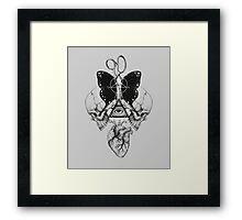 Remona Spell Framed Print