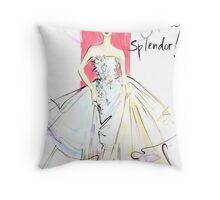 Springtime Splendor! Throw Pillow