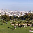 Mission Dolores Panorama by inknimage