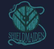 shieldmaiden #6 Kids Tee