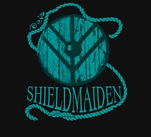 shieldmaiden #6 Womens Fitted T-Shirt
