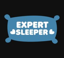 EXPERT SLEEPER! One Piece - Short Sleeve