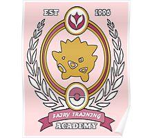 Fairy Training Academy Poster