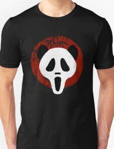 Screaming Panda Unisex T-Shirt
