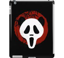 Screaming Panda iPad Case/Skin