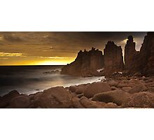 The Pinnacles - Phillip Island Victoria Photographic Print