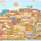 Golden Morning by Tigran Akopyan