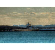 Winter on Castle Island Photographic Print