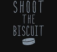Hockey Slang, Shoot The Biscuit Unisex T-Shirt