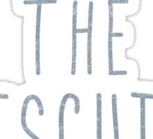 Hockey Slang, Shoot The Biscuit Sticker