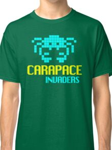 Carapace Invaders Classic T-Shirt