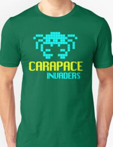 Carapace Invaders T-Shirt