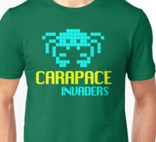 Carapace Invaders Unisex T-Shirt