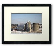 Cadillac in it's time Framed Print