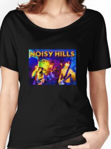 NOISY HILLS  Women's Relaxed Fit T-Shirt
