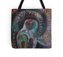 Owl Medicine - The Moon  Tote Bag