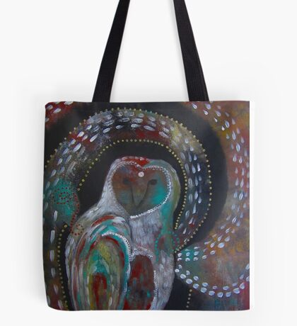 Owl Medicine - The Moon  Tote Bag