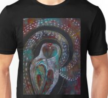 Owl Medicine - The Moon  Unisex T-Shirt