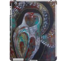 Owl Medicine - The Moon  iPad Case/Skin