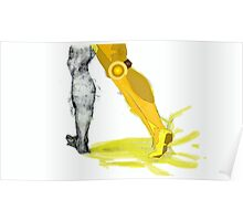 Restoration of the Secret Legs of San Lorenzo (or C-3PO's First Steps) Poster