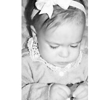 Precious Baby Photographic Print