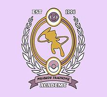 Psychic Training Academy by Vitalitee