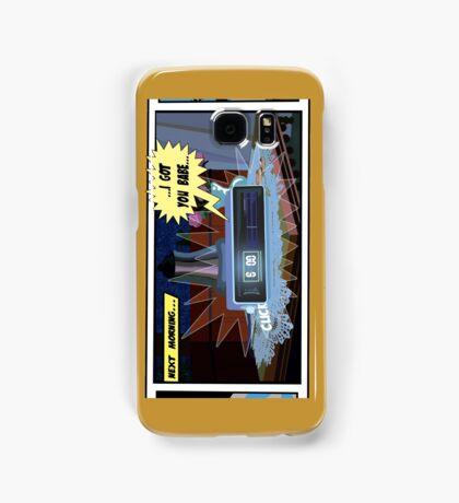 Groundhog Samsung Galaxy Case/Skin