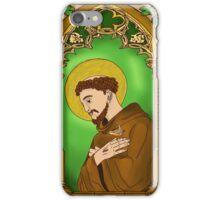 Saint Francis iPhone Case/Skin