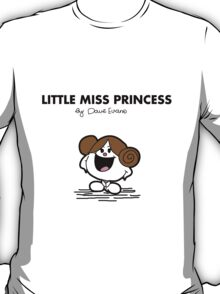 Little Miss Princess T-Shirt