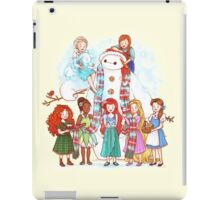 Do You Want to Build a Baymax? iPad Case/Skin