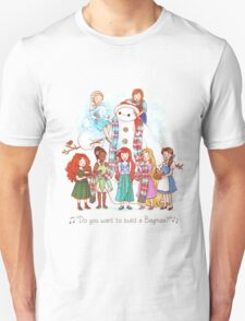 Do You Want to Build a Baymax? T-Shirt