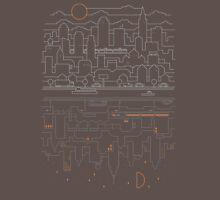 City 24 (Grey) Unisex T-Shirt