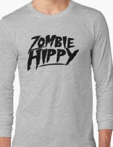 ZombieHIPPY • Hogan (Black) Long Sleeve T-Shirt