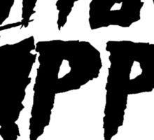 ZombieHIPPY • Hogan (Black) Sticker