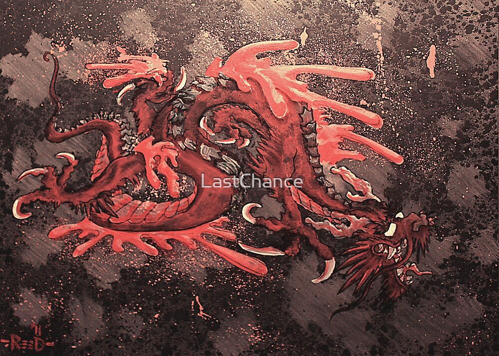 blood dragon by LastChance