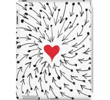 One Heart One Love One Direction iPad Case/Skin
