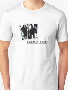 Elementary - Cards T-Shirt