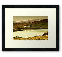 Hebridean Dawning Framed Print