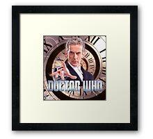 Doctor Who - Twelfth Doctor Framed Print