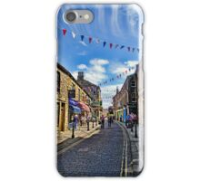 Otley Street, Skipton iPhone Case/Skin