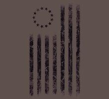 Original Rebel Flag (Black) Unisex T-Shirt