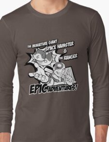 Epic Adventures! Long Sleeve T-Shirt