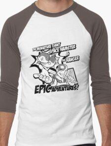 Epic Adventures! Men's Baseball ¾ T-Shirt